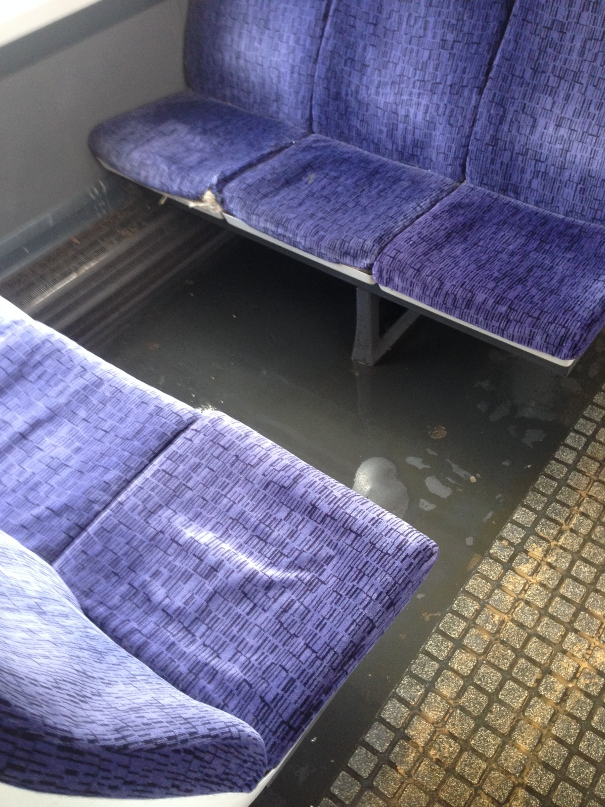 New Beckenham Southeastern train taken out of service due to 'unbearable stench'