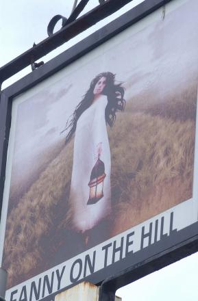 The Fanny on the Hill in Welling