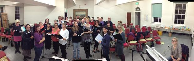 News Shopper: Woolwich Singers