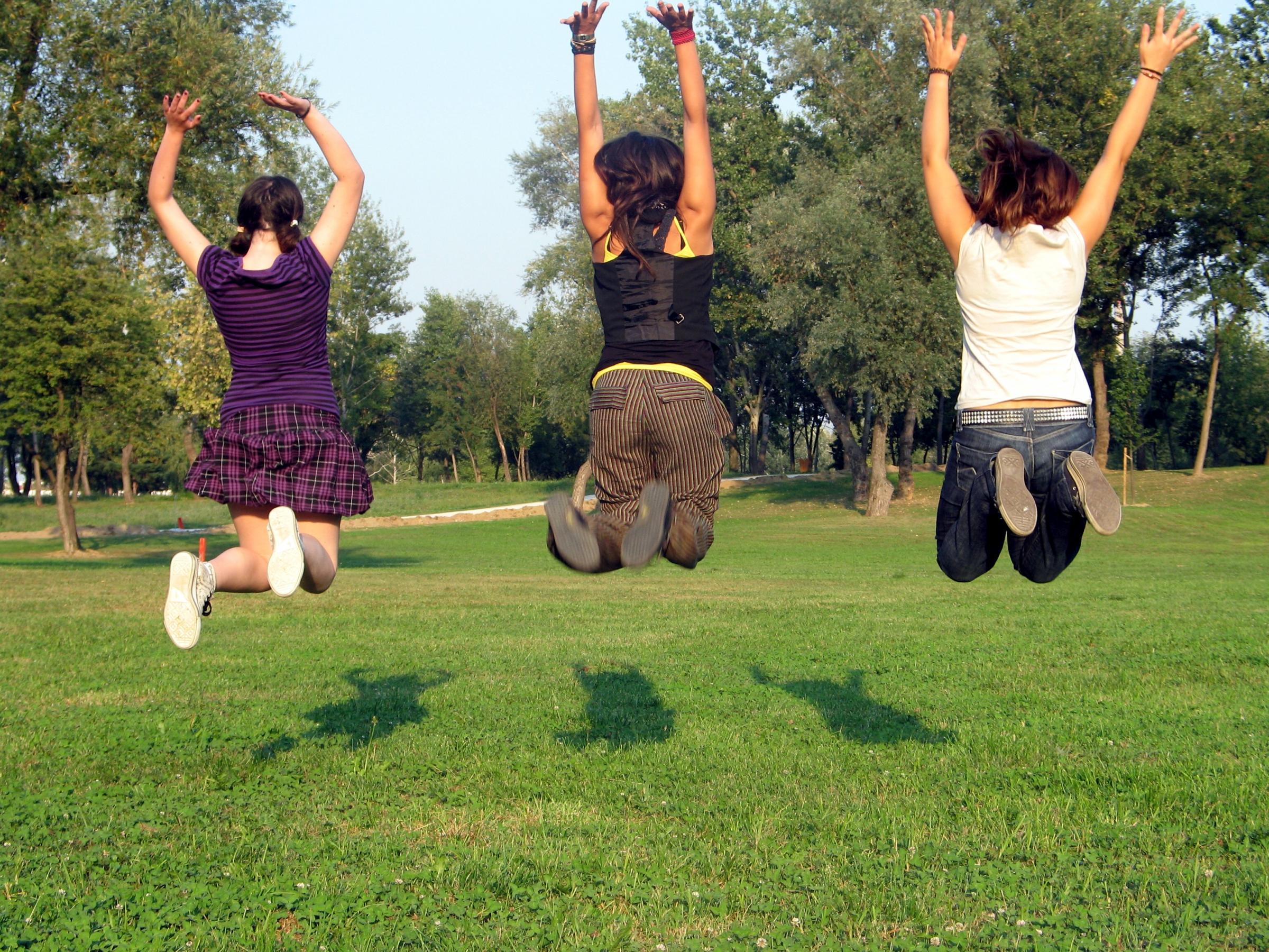 Идеи для фото трех человек