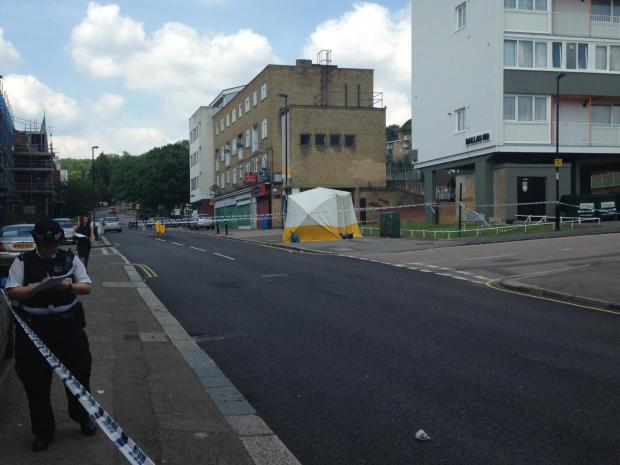 News Shopper: UPDATE: Man speaks of desperate attempt to save Sydenham teen stabbed in street