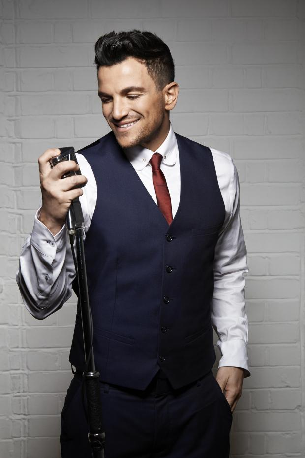 News Shopper: Peter Andre to meet fans in Bromley