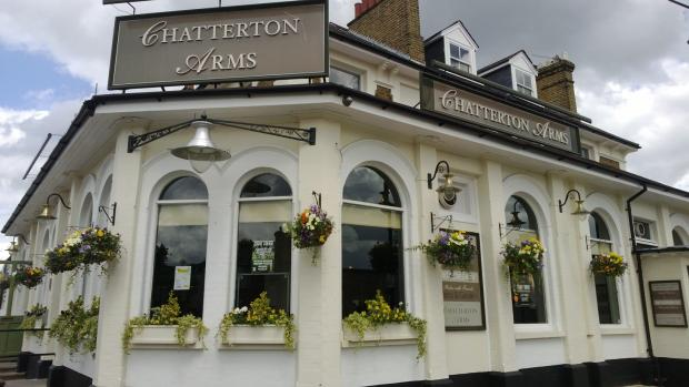 PubSpy returns to The Chatterton Arms