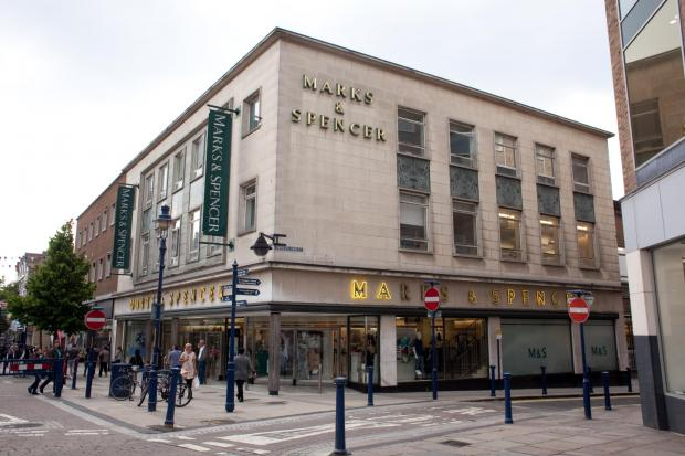 News Shopper: Will Gravesend turn into a 'ghost town' if M&S closes?