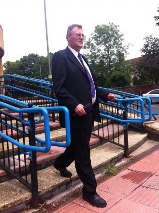 Ian Harrison leaves Bromley Magistrates' C