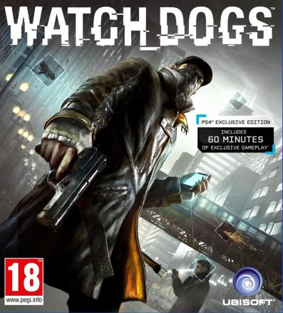Watch Dogs from Ubisoft
