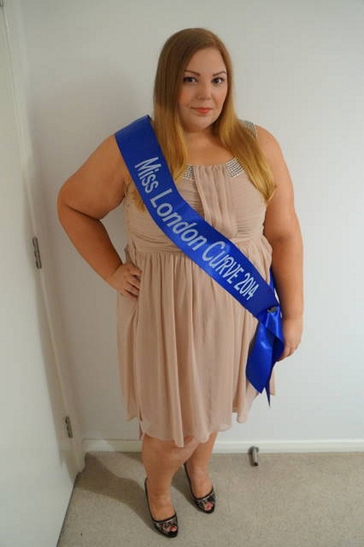 Plus-size Sydenham beauty queen bids for Miss British Beauty Curve crown