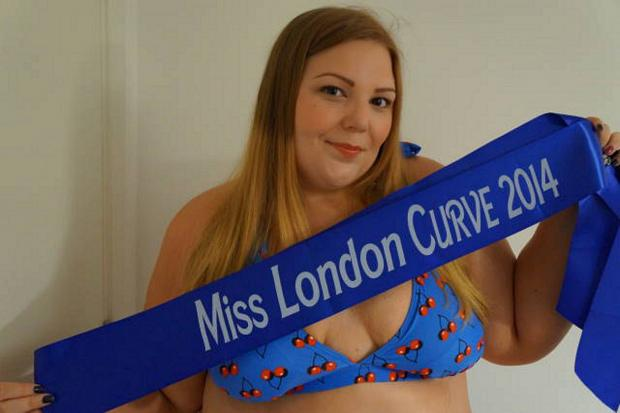 News Shopper: Plus-size Sydenham beauty queen bids for Miss British Beauty Curve crown