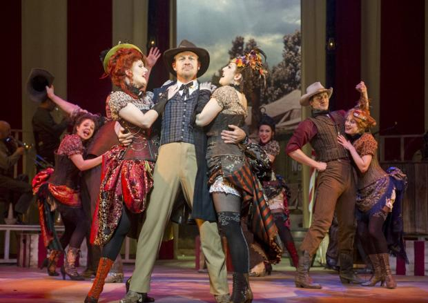 News Shopper: A performance of Annie Get Your Gun