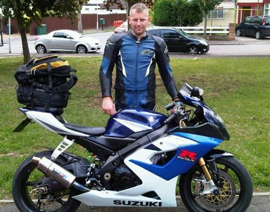 Tributes to tragic Erith motorcyclist killed in Germany