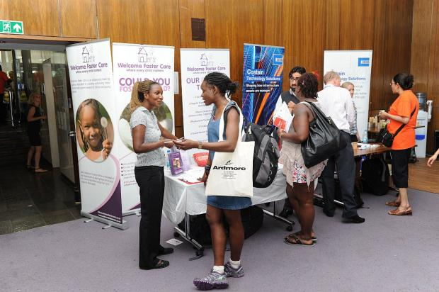 News Shopper: Lewisham Job Fair attracts more than 1,300 jobseekers