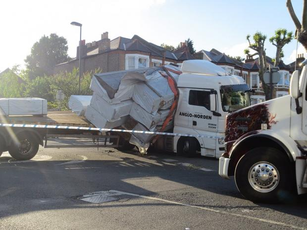 News Shopper: Brockley knife-jacked lorry 'could have killed pedestrian'