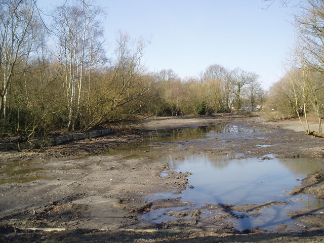 Rush Pond - photo Dr Neil Clifton 2006