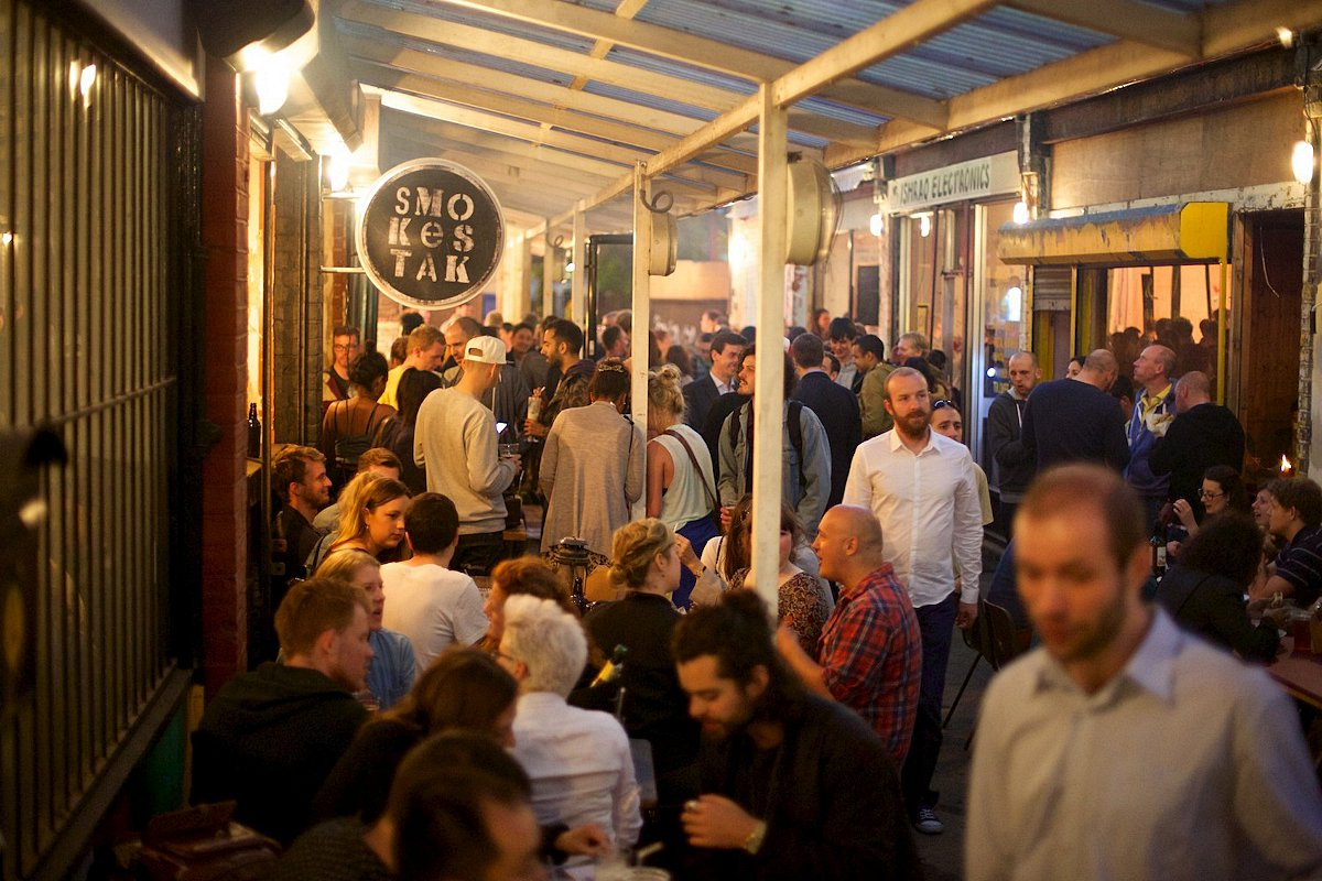 Thousands pack out Lewisham street food Model Market on opening weekend