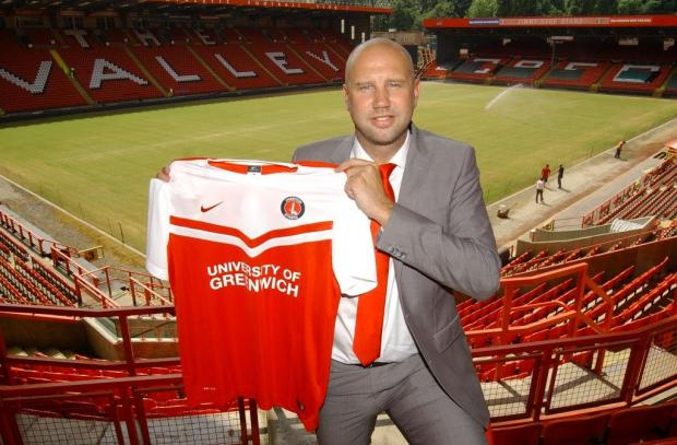 Bob Peeters says he only wants players in his squad who want to wear the Charlton shirt
