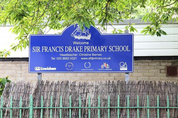 News Shopper: Controversially expanding school 'to use Deptford Park as play area'