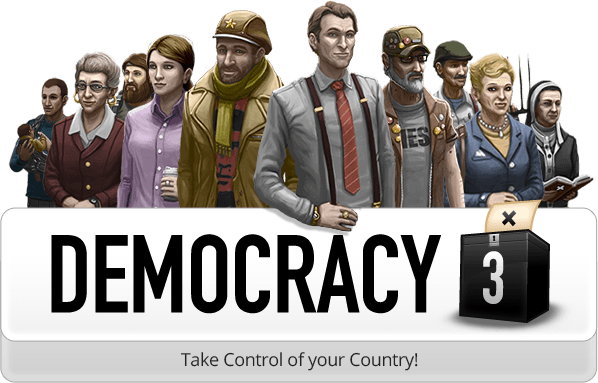 Democracy 3 is out for iPad after being an indie hit on PC