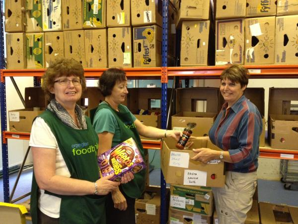 Care group continues to fight for charity food bank charged commercial rent by Bromley Council