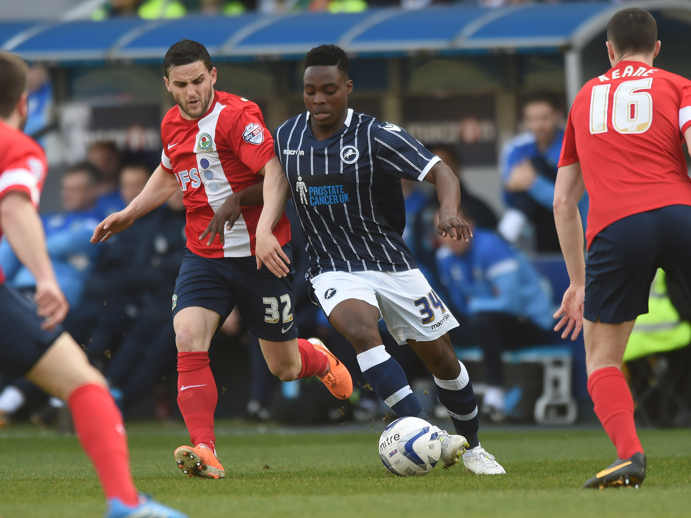 Fred Onyedinma broke through into the team last year. Are more youth players set to follow? Picture by Keith Gillard.