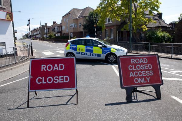 News Shopper: The road following the incident