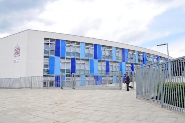 Knights Academy in Downham