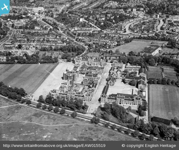 News Shopper: Royal Military Academy, Woolwich Common, 1948
