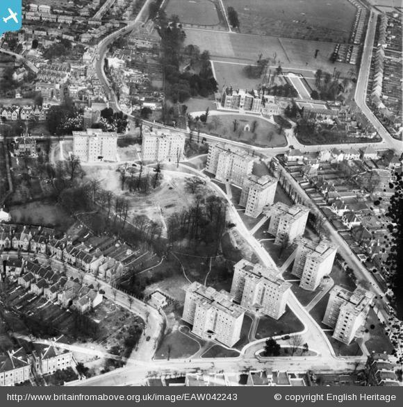 News Shopper: Springfield Housing Estate, Charlton, 1952