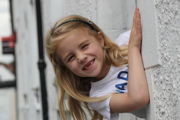 7-year-old Sylvie Erskine is playing Cosette in Les Miserables in the West End