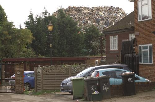 Waste4Fuel in Cornwall Drive, St Paul's Cray