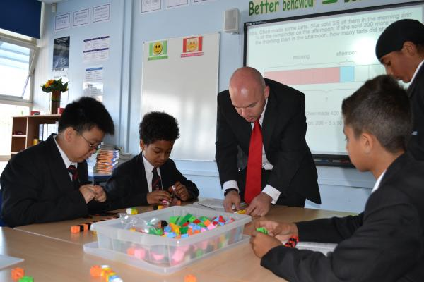 Thamesmead secondary school picked to be national maths hub