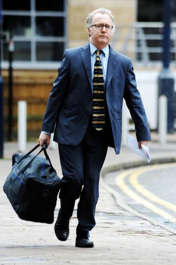 News Shopper: Former Sunday Telegraph journalist found guilty of rape
