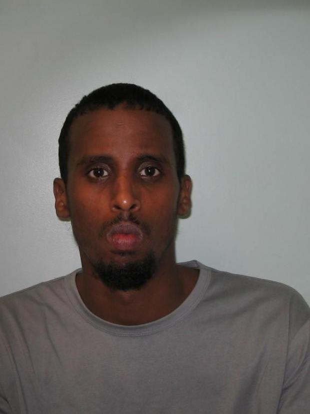 News Shopper: Abdulaziz Sharif Osman, from Anerley, has been convicted of GBH with intent