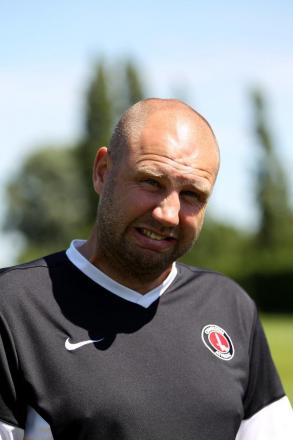 Head coach Bob Peeters (above) has been a busy man in the transfer market. Picture by Edmund Boyden.