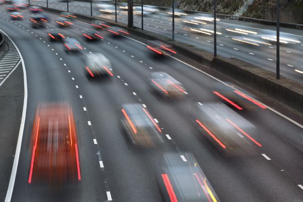 Two stretches of the M25 are set to be among the busiest routes during the summer holidays