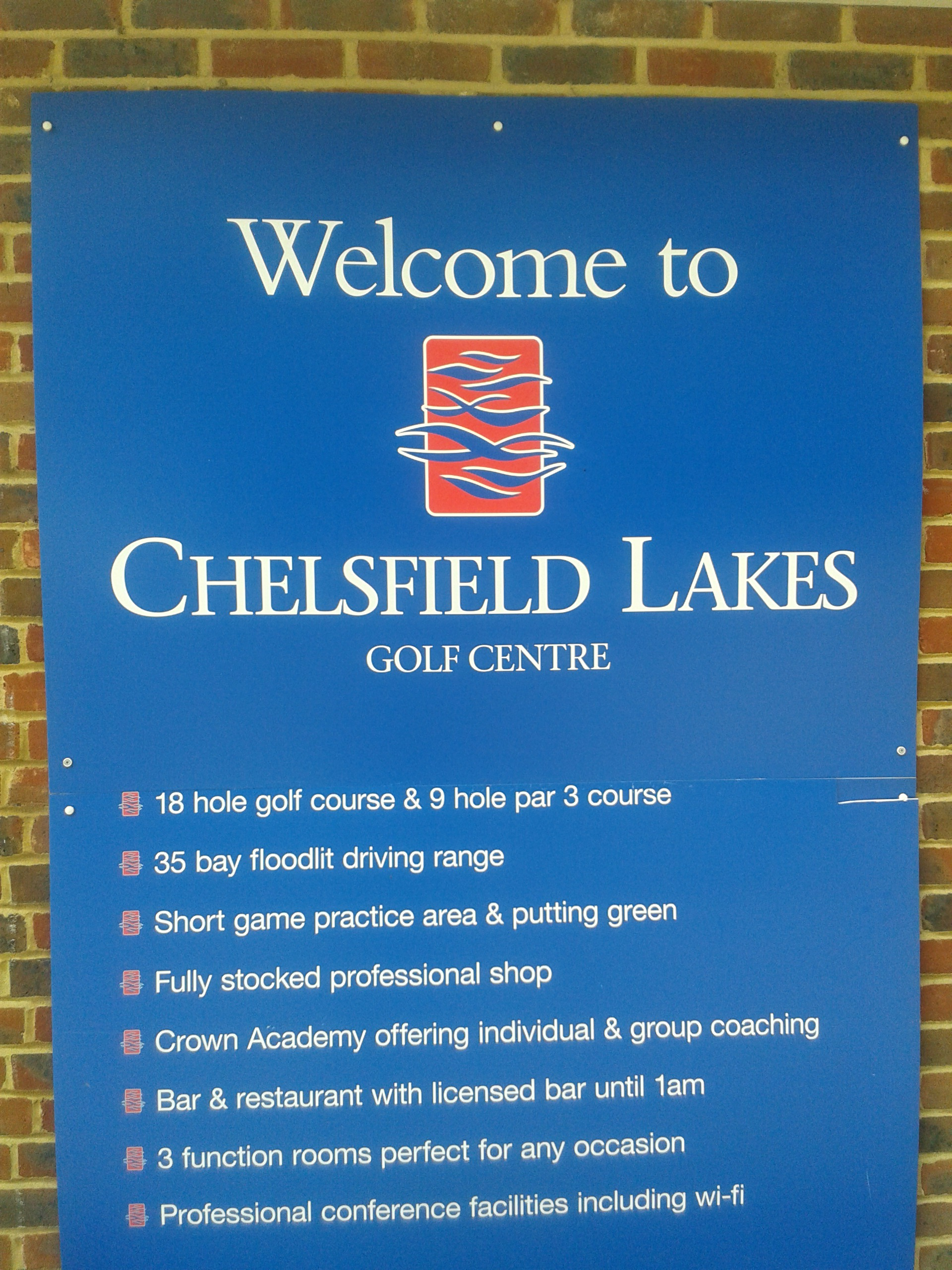 News Shopper: Chelsfield Lakes Golf