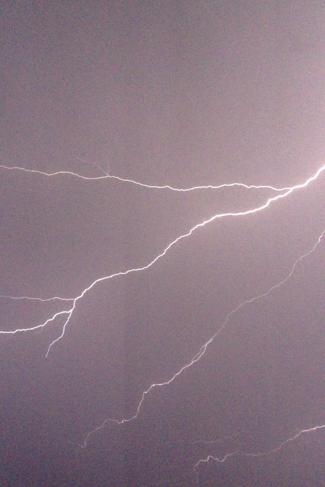 News Shopper: Petts Wood lightning