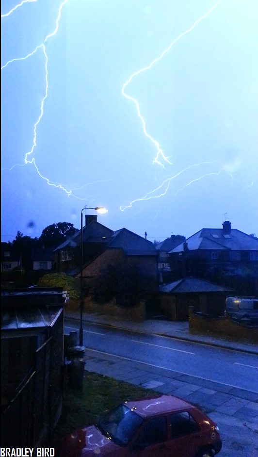 News Shopper: Barnehurst lightning