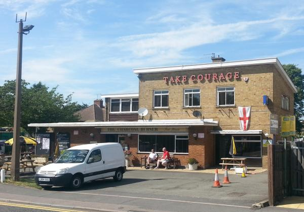 PubSpy reviews The Charcoal Burner, Sidcup