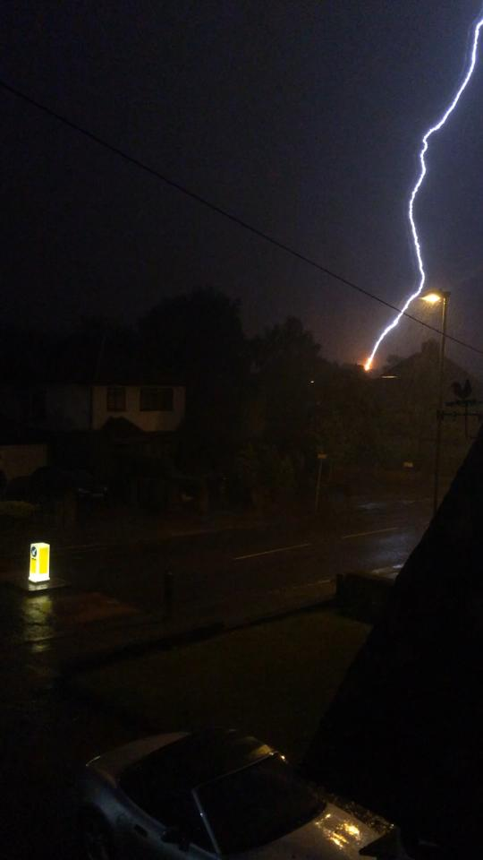 News Shopper: Eltham lightning