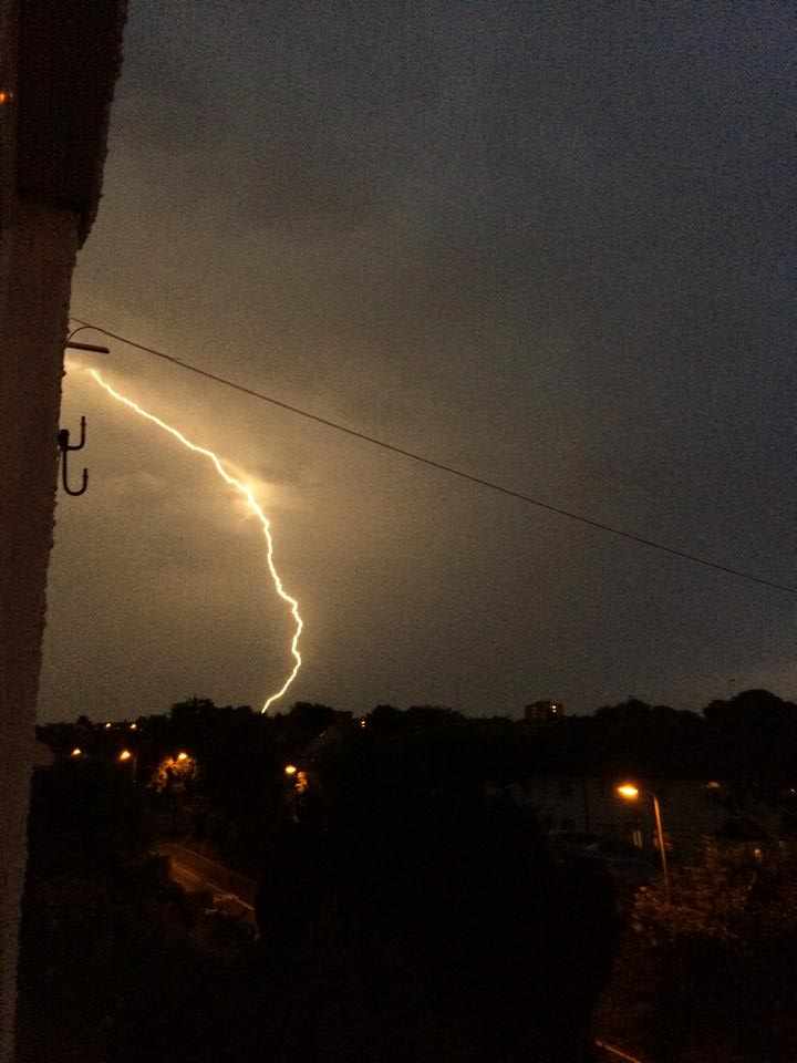 News Shopper: Orpington lightning