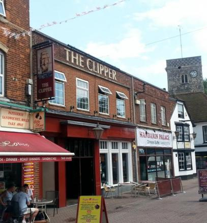PubSpy reviews The Clipper, Dartford