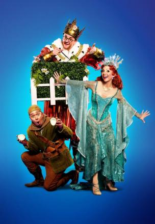 Monty Python's Spamalot set for Bromley run