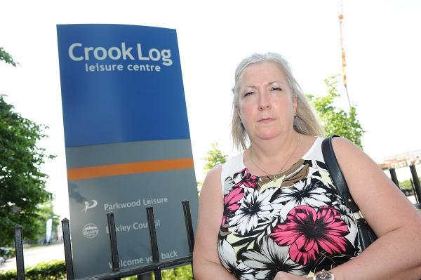Allison Owen is not happy with Crook Log's new deal.