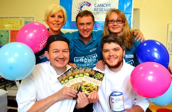 Dartford Hospital boosts healthy eating with new cookbook
