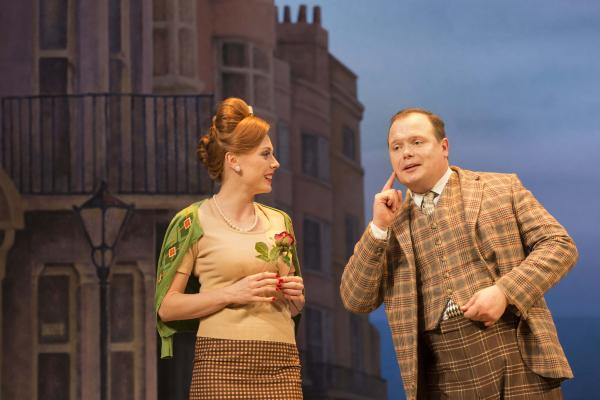 One Man, Two Guvnors at the Orchard Theatre, Dartford