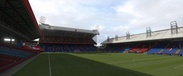 Selhurst Park on FIFA 15