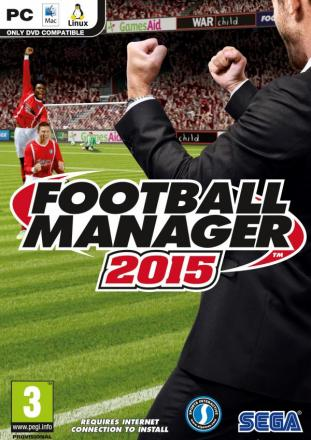 Football Manager 2015 announced: Annual time-sink set for November release
