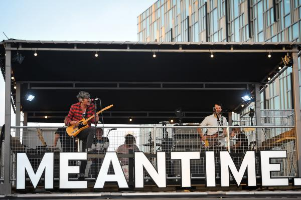 PICTURED: We Are Scientists' secret gig to open Meantime BeerBox in Greenwich