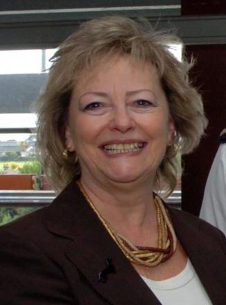 Kent Police and Crime Commissioner Ann Barnes