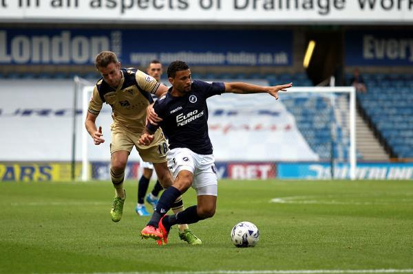 Carlos Edwards impressed in Saturday's 1-0 win at Fulham. Picture by Edmund Boyden.